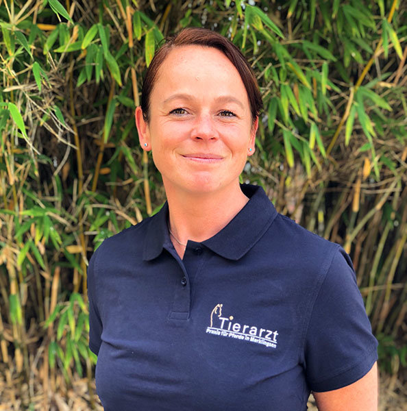 Tierärztin Britta Lohmann